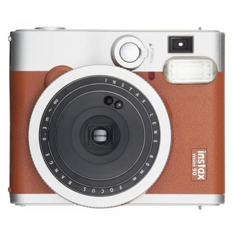Fujifilm Instax Mini 90neo Classic fuji instax mini 90 neo brown silver classic instant