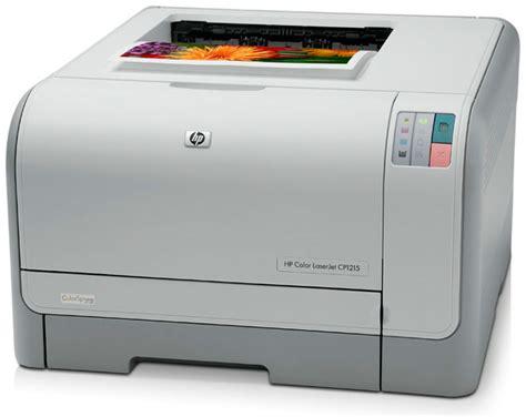 Tinta Printer Hp Cp1215 Printers Hp Hp Color Laser Jet Hp Color Laserjet