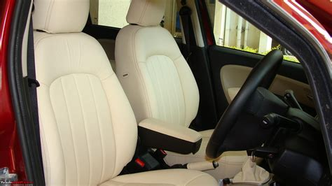 leather seat upholstery cost art leather seat covers page 11 team bhp