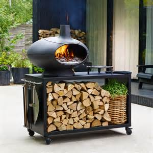 Steel Chimineas Morso Forno Cast Iron Outdoor Wood Fired Oven