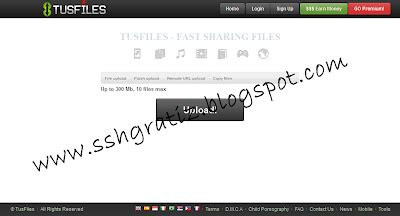tutorial deface lewat hp cara download di tusfiles lewat laptop dan hp belajar