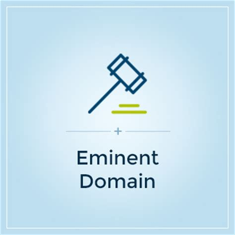 the age domain section eminent domain bing images