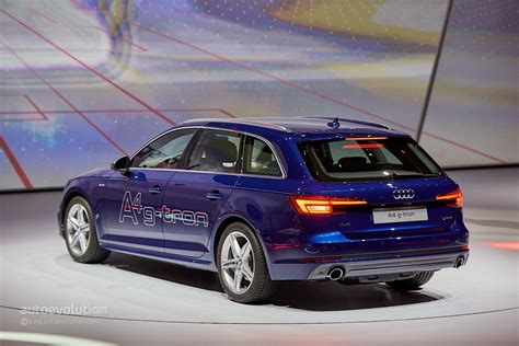 Audi A4 E Tron by Audi A4 G Tron And A4 Ultra Are All About Economy In