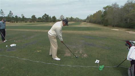 hybrid golf swing hybrids hitting tips drills golf channel