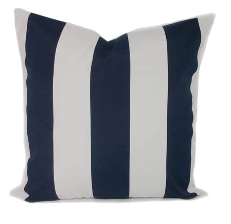 Patio Cushions Navy Blue Navy Blue Outdoor Pillow Cover Outdoor Cushions Patio