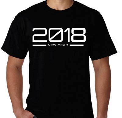 Kaos Happy New Year Mosaik Kaos Tahun Baru kaos tahun baru 2018 happy new year kaos premium
