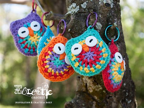 crochet baby owls  whoot