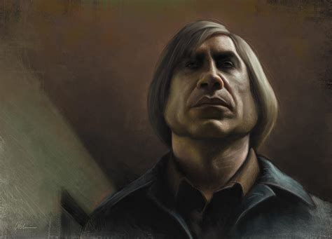 no country for old no country for old men painting by derek wehrwein