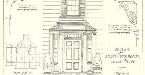 mr blandings dream house floor plans architectural plans for mr blandings type dream house