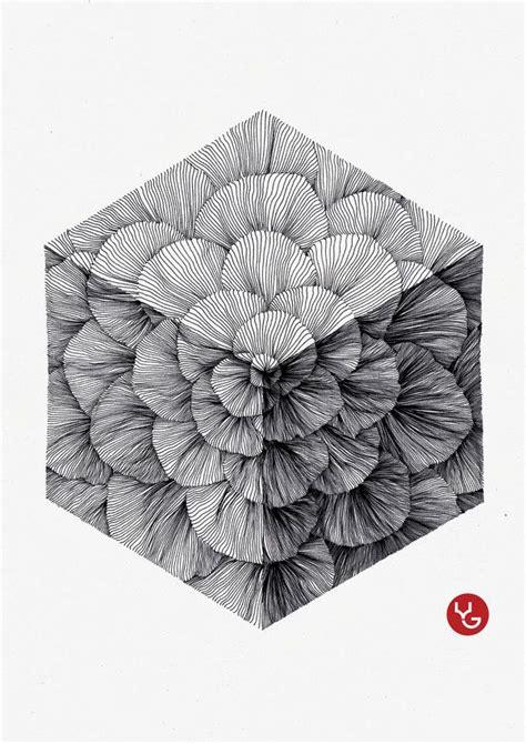 how does patternbank work 25 best ideas about hexagon tattoo on pinterest