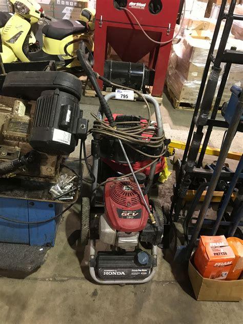 honda gas powered pressure washer honda gcv160 gas powered pressure washer