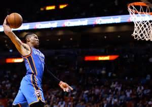 westbrook s big night highlights nba fast break hoopshype