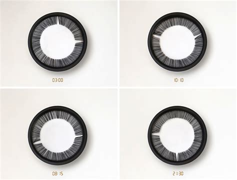 spatially telling time modern architecture inspired clock the eccentric ways modern designers are telling the time