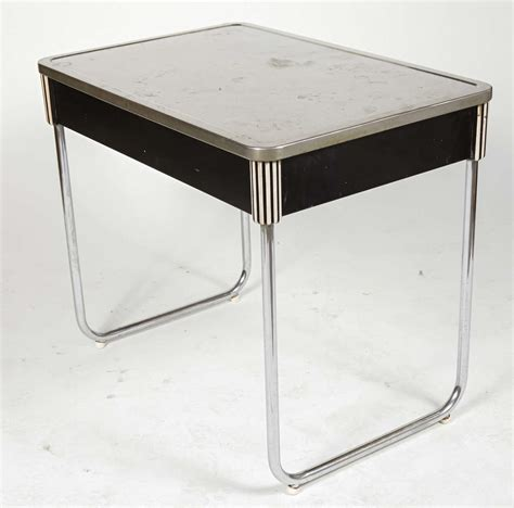 iconic deco or machine age smartline kitchen table by