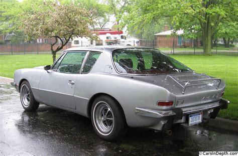 1968 Avanti Motors Avanti Ii Information And Photos
