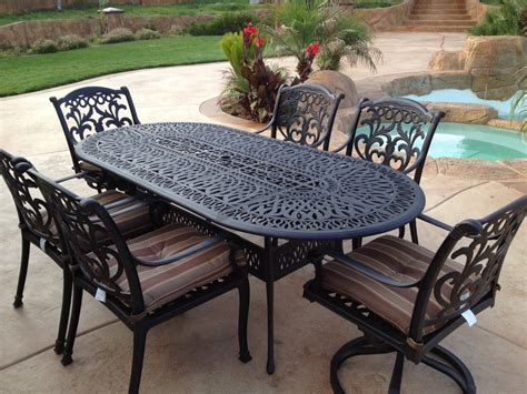 Patio Table Furniture Wrought Iron Patio Table Furniture Home Design By Fuller