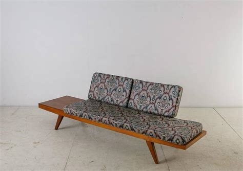 Rudes Furniture by Rude Osolnik Studio Crafted Wooden Sofa Usa 1960s For Sale At 1stdibs