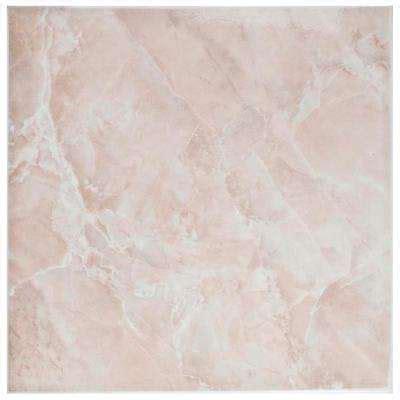 pink tile flooring the home depot