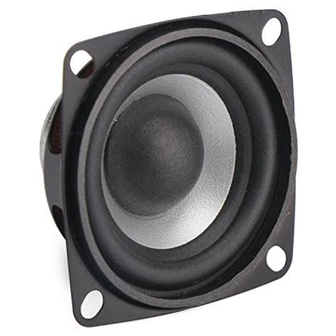 Speaker Mini Hifi drok mini 5w stereo audio speaker 2 quot inch hifi speaker 4 ohm range diy loudspeaker woofer