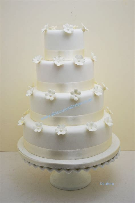 Budget Wedding Cakes by Cakes For All Occasions Budget Wedding Cakes Low Priced