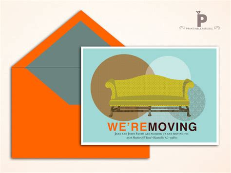 how to make a moving card 1000 images about we re moving on moving