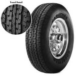 Trailer Tire D Vs R Goodyear Marathon Trailer Tire St225 75r15 8 Ply Walmart