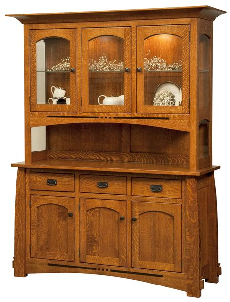 Mission Style Bedroom Dining Room Furniture Hutch Dining | mission style bedroom dining room furniture hutch dining