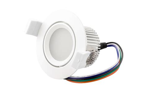led spotlights led spot rgbw for colorful lighting in your home