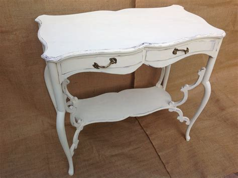 autentico chalk paint on metal shabby chic furniture in farnborough camberley frimley