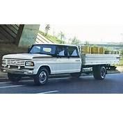 7 Ford Pickup Trucks America Never Got  Autoweek