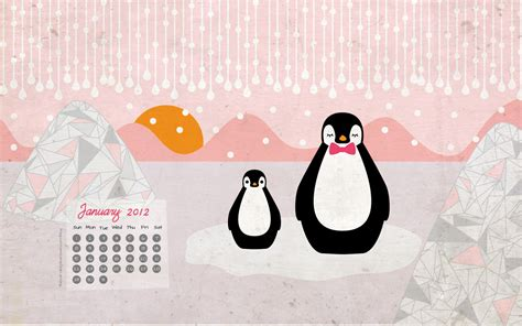 Cute January Wallpaper | thecarolinejohansson com archive december