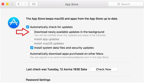 apple will macos update with automatic downloads