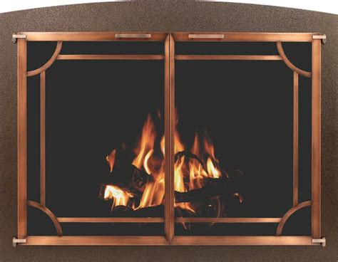 Installing Glass Fireplace Doors Reasons To Install Glass Doors On Your Fireplace Hudson Valley Chimney Sweeps