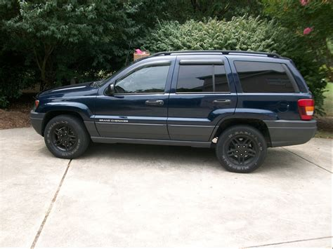2004 Jeep Grand Tire Size 1996 Jeep Grand Tires Size