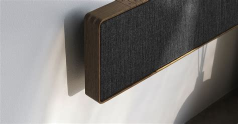 bang olufsens  soundbar  stylish  starts