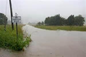 bli bli yandina road yandina bli bli road under water abc news australian