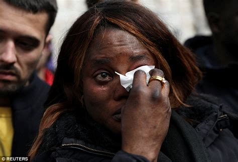 Anger In Spain At Migrant Models by Riots Out In Madrid The Of A Senegalese