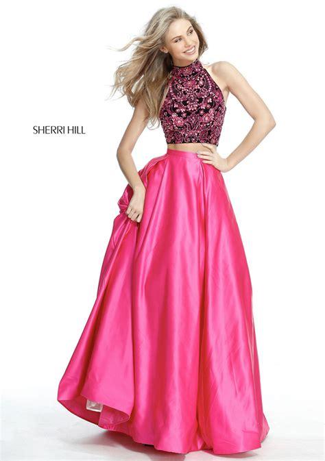 Termurah L 821 Black Halterneck Dress sherri hill 51381 prom dress prom gown 51381