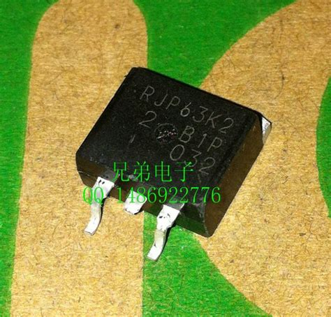 rjp63k2 to 263 original patch package import lcd plasma dedicated mosfet xddz in integrated