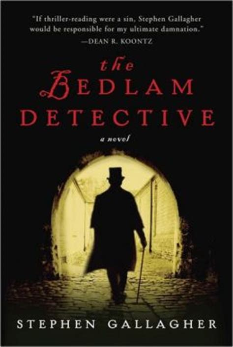 detective barnes series books the bedlam detective by stephen gallagher 9780307406644