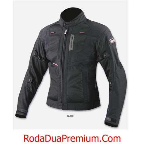 Jaket Motor Flm Touring Black jaket aksesoris murah jaket touring berkualitas nomor 1