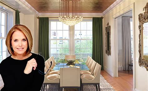 katie couric new york apartment 151 east 78 street celebrity homes katie couric