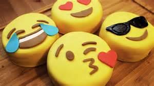 ein kuchen wie macht emoji mini kuchen