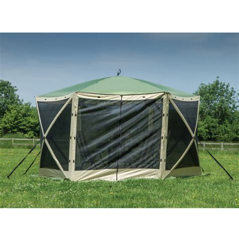 instant gazebo instant up screen house 6xl 408830 ideal world