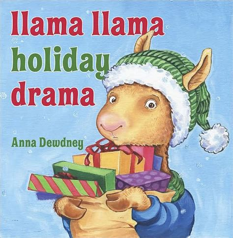 llama llama drama by dewdney hardcover