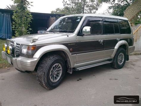how to sell used cars 1993 mitsubishi pajero security system mitsubishi pajero exceed 2 8d 1993 for sale in peshawar pakwheels