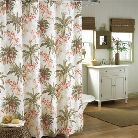 shower curtains designer fabric designer fabric shower curtains tropical home decoration