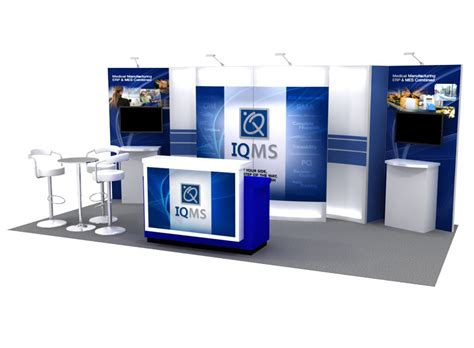 booth design price inline displays expomarketing