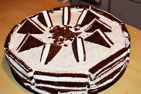 kuchen zum selberbacken milchschnitten torte selber machen superlecker ohne backen