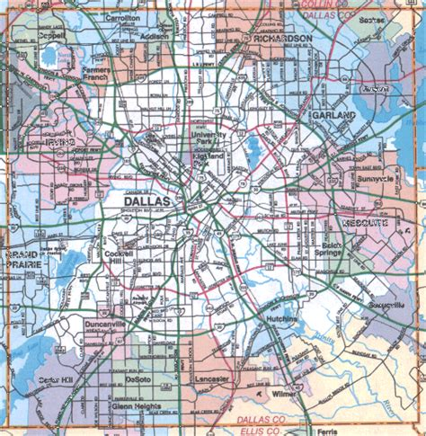 map of dallas and suburbs dallas area map aphisvirtualmeet